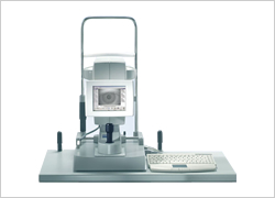 光干渉式眼軸⾧測定装置